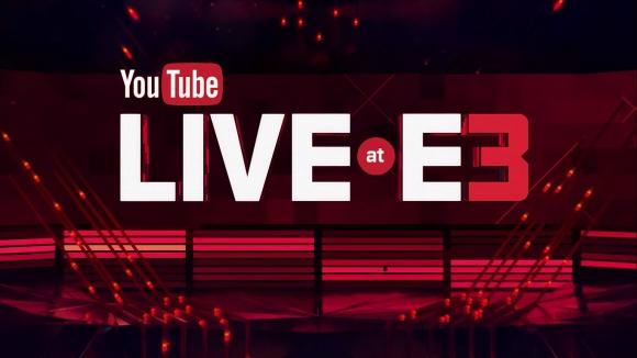 YouTube, E3 için Canlı Yayın Kanalı Açtı