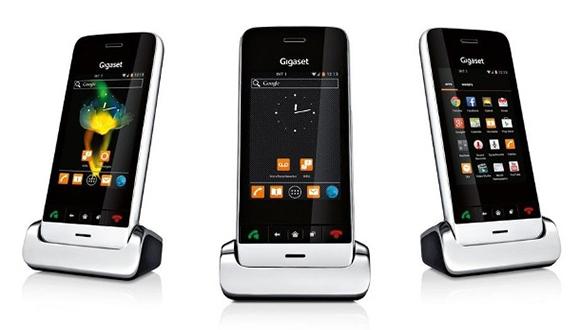 Gigaset, Android Pazarına Sağlam Giriyor