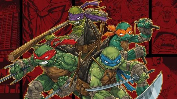 Ninja Kaplumbağalar'dan İlk Görseller!