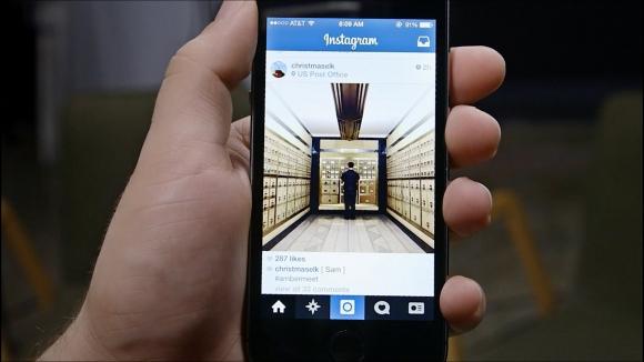 Instagram'dan Telegram ve Snapchat Engeli!