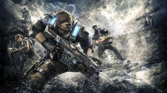 Gears of War 4 Temalı Xbox One S Sızdı!