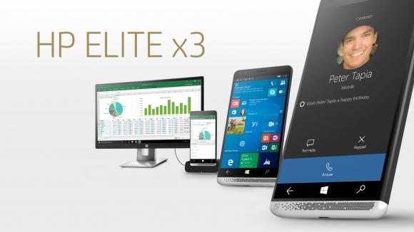 HP Elite x3 Türkiye'ye Geliyor!