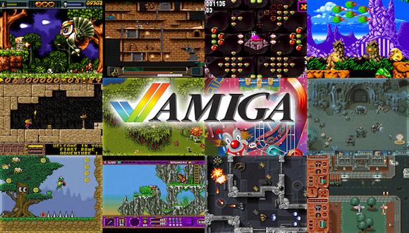 Amiga Oyunları Web Tarayıcınızda!