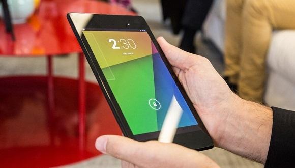 Nexus 7 Küllerinden Doğuyor