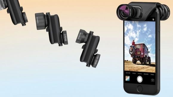 Olloclip, iPhone 7 için lens setlerini duyurdu