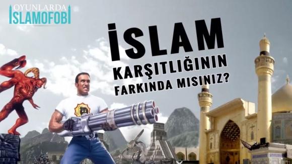 Bakanlık İslam karşıtı oyunlar için site açtı