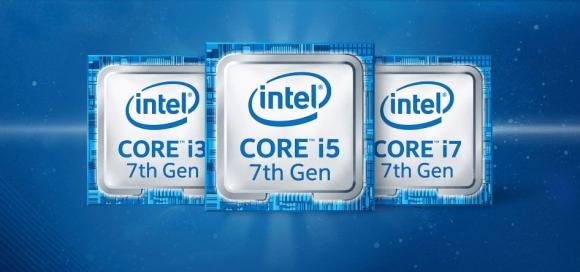 Intel Kaby Lake işlemcileri tanıtıldı