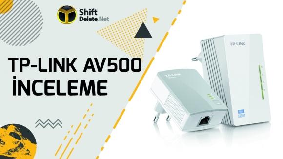 TP-Link AV500 inceleme