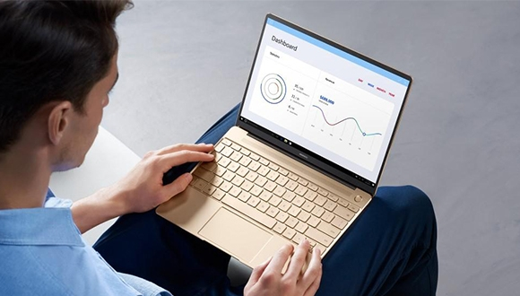 Huawei'den MacBook Air'e rakip: MateBook X