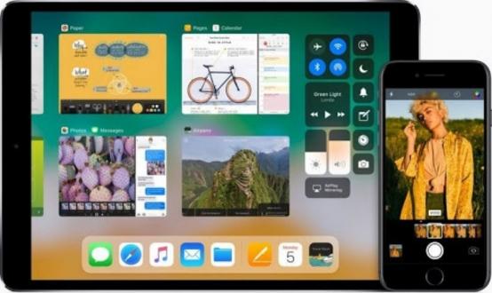 Sürükle ve bırak özelliği iPhone'da çalışıyor!