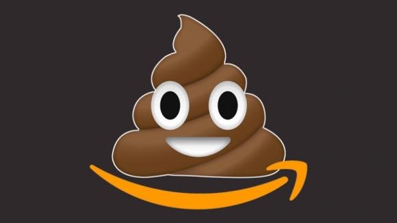 Amazon'dan dışkı teslimatı!