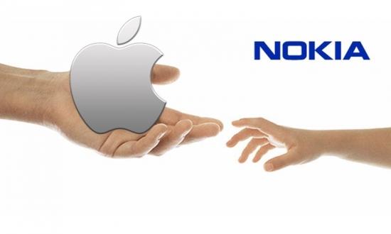 Apple'dan Nokia'ya 2 milyar dolar ödeme!