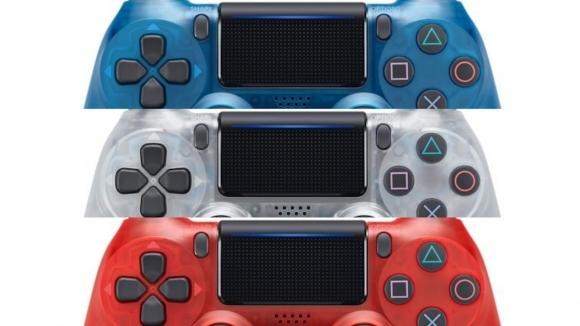 Yepyeni DualShock 4 oyun kolları geliyor!
