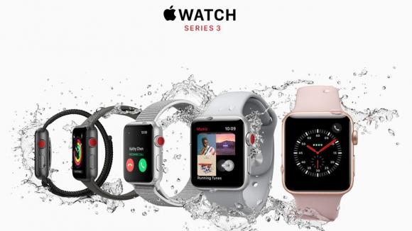 Apple Watch 3 tanıtıldı! İşte tüm özellikler!