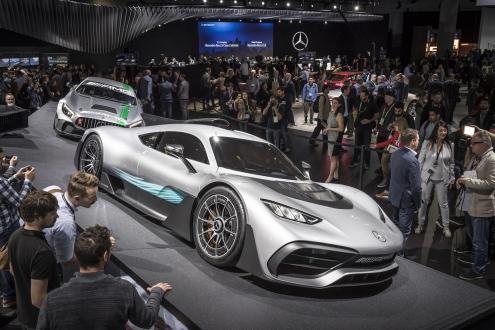 2018 Mercedes-Benz modelleri tanıtıldı!