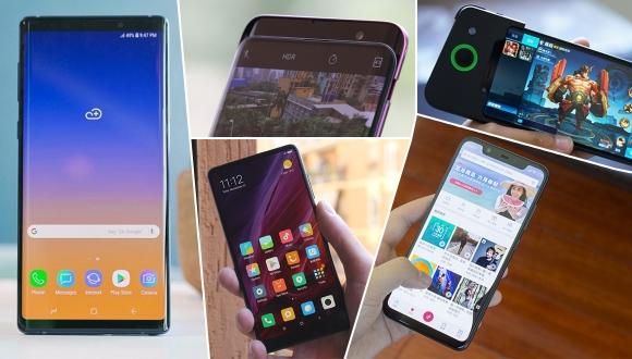 Piyasadaki en güçlü 10 akıllı telefon açıklandı!