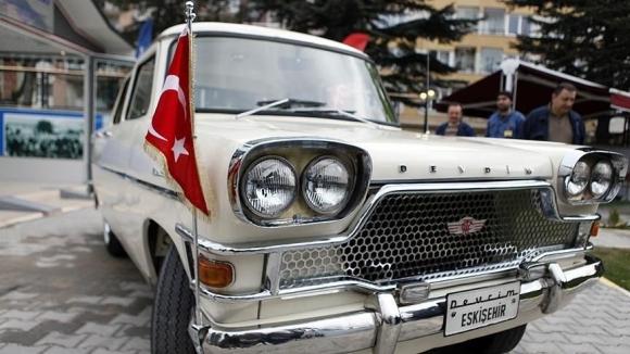 İlk yerli otomobilimiz 57 yaşında!