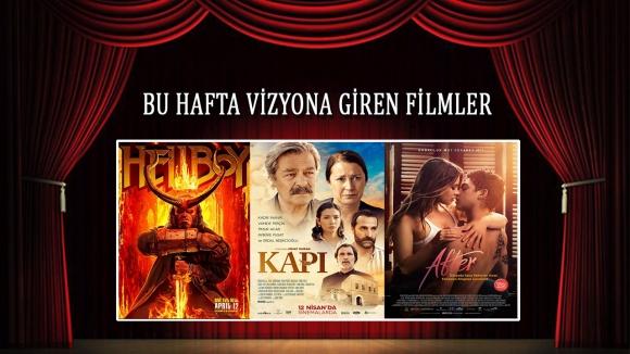 Bu hafta vizyona giren filmler – 12 Nisan