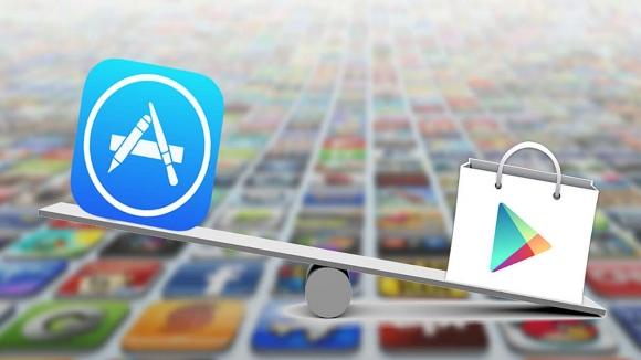 iOS mi, Android mi? Uygulama gelirleri açıklandı