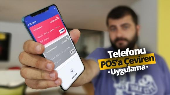 Akıllı telefonu POS'a çeviren uygulama Alneo (Video)