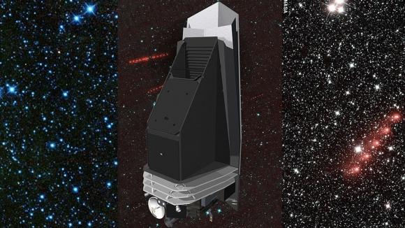 NASA'dan 600 milyon dolarlık teleskop!