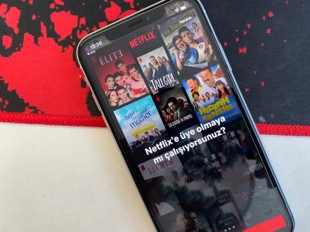 Netflix Türkiye'nin enleri açıklandı!