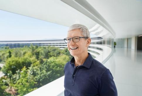 Apple CEO'su cinsel tercihiyle gurur duyuyor