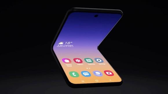 Samsung'dan yeni katlanabilir telefon! İşte detaylar