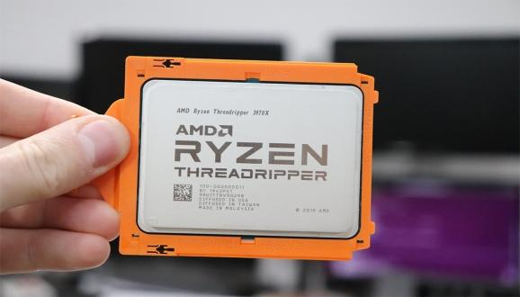 AMD Ryzen Threadripper 3970X hız aşırtma rekoru kırdı