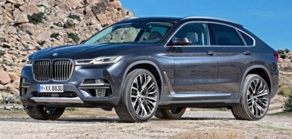 BMW X8 lüksün sınırlarını zorlayabilir