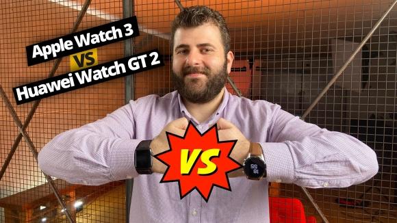 Apple Watch 3 mü Huawei Watch GT 2 mi? (Video)