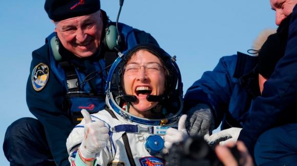Kadın astronot rekor kırdı! Uzay tarihine geçti