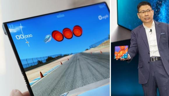 """30 bin TL'lik Huawei Mate Xs için """"zarar"""" açıklaması!"""