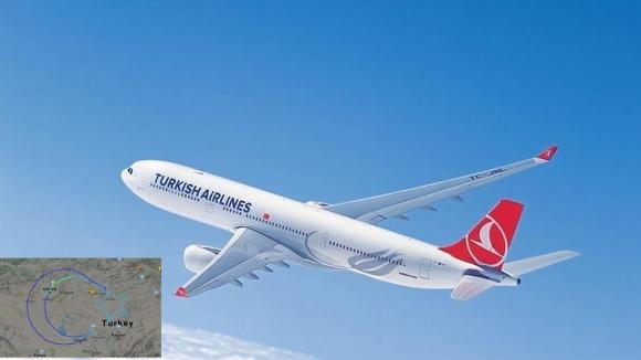 THY TK1920 uçuşu kaç kişi tarafından izlendi?