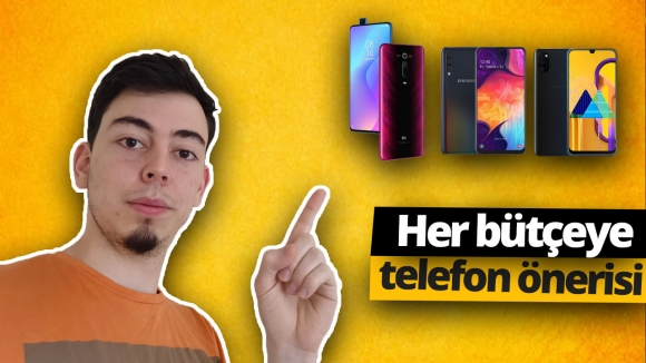 2000-3000 TL arasında alınabilecek telefonlar!