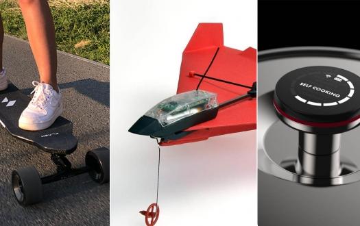 En ilginç Kickstarter projeleri