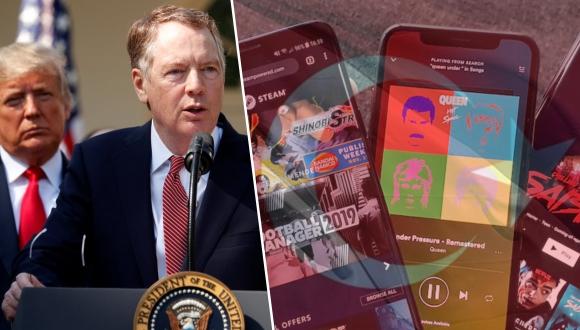 Türkiye'deki Dijital Hizmet Vergisine ABD müdahalesi!