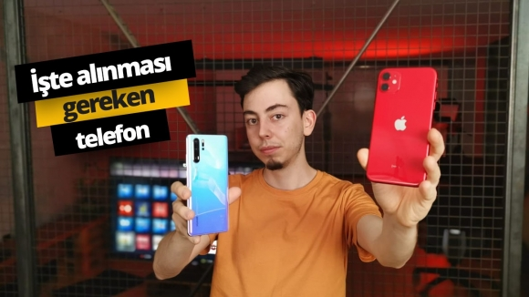 En iyi hangisi? iPhone 11 vs Huawei P30 Pro