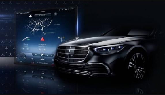 Mercedes S Serisi için artırılmış gerçeklik dönemi!