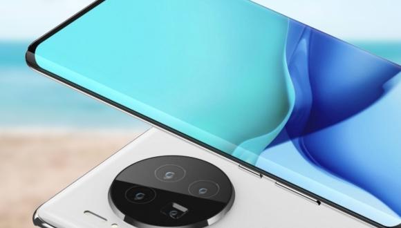 Huawei Mate 40 Pro tasarımı ortaya çıktı