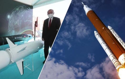 Roketsan'dan büyük başarı: Türkiye uzay liginde