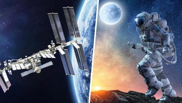 Rus kozmonot uzayda bilinmeyen 5 obje keşfetti!