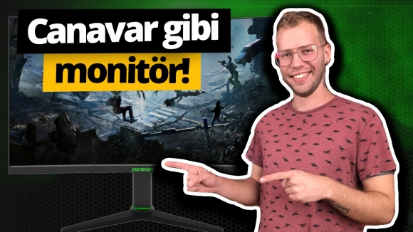 Monster Aryond A27 V1.1 Gaming Monitör inceleme!