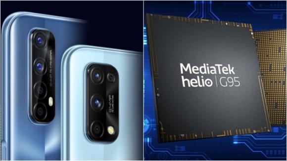 Dünyanın en güçlü mobil oyun işlemcisi: Helio G95