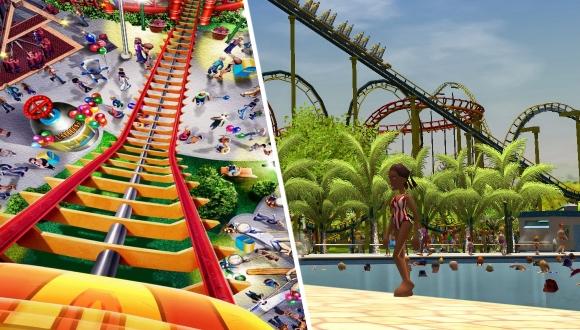 RollerCoaster Tycoon 3 kısa süreliğine ücretsiz!