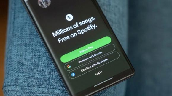 Spotify için eklenen yeni kaydolma yöntemi
