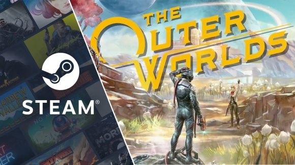 The Outer Worlds Steam'e geliyor!