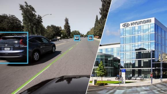 Hyundai, otonom sürüş sistemi için Nvidia ile anlaştı