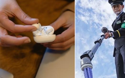 Düşen kablosuz kulaklık için Panasonic çözümü!