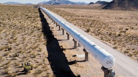 Virgin Hyperloop ilk insanlı testini gerçekleştirdi